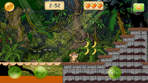 Jungle Monkey Run 1.2.3 screenshots 3
