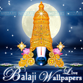 Balaji Darshan Live Wallpaper