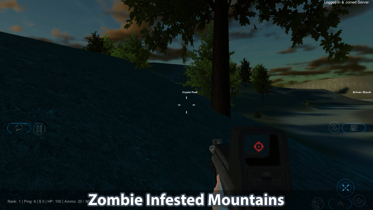Zombie Ops Online - screenshot