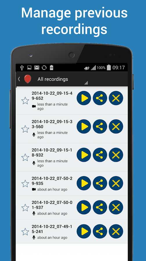 Helium Voice Changer- screenshot