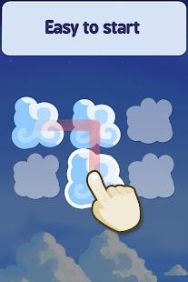 Cloud Maze - Match the Pattern
