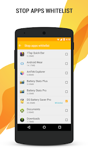 Deep Sleep Battery Saver Pro V5.0 Mod APK 6