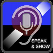 Speak'n'Show