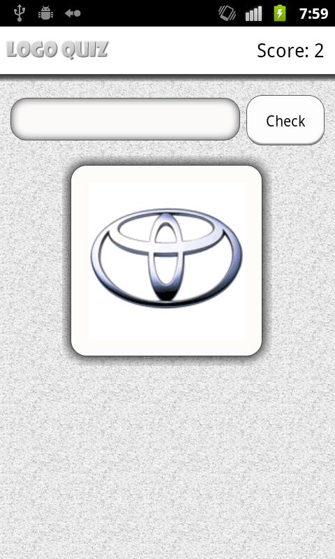 Logo Quiz Advanced Level- screenshot