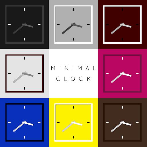 Minimal Clock Paid Donate