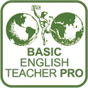 Basic English Teacher Pro icon