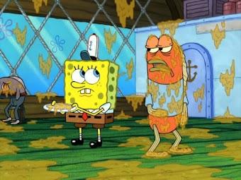 Greasy Buffoons/Model Sponge