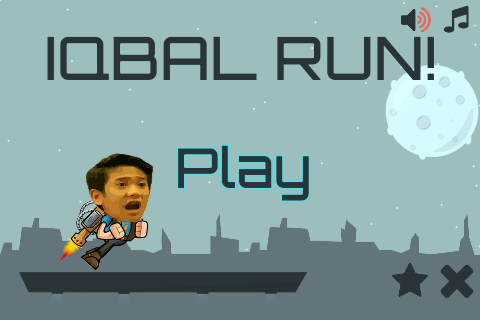 IQBAL RUN