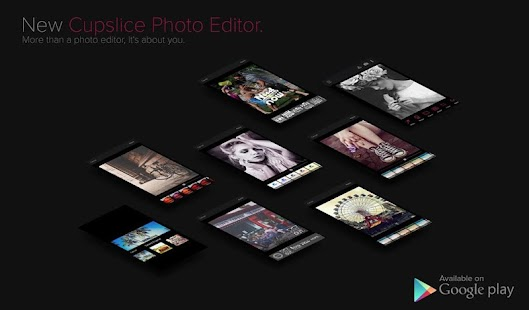 Cupslice Photo Editor - screenshot thumbnail