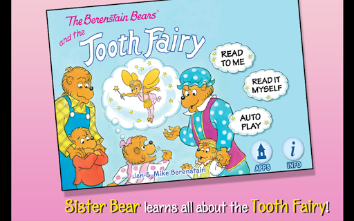 Berenstain Bears - Tooth Fairy