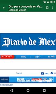 México Noticias- screenshot thumbnail