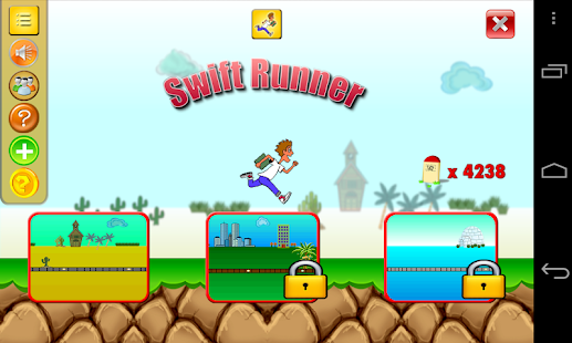 Swift Run