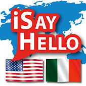 iSayHello English US - Italian