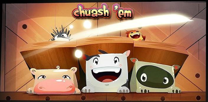 Chuash 'em apk