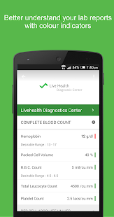 Livehealth - screenshot thumbnail