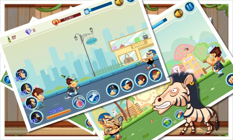 Crime: Street Run - screenshot