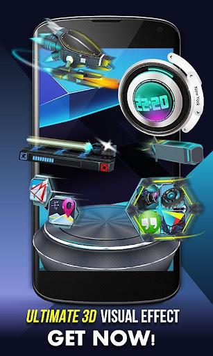 Next Launcher 3D Shell Lite  screenshots 7