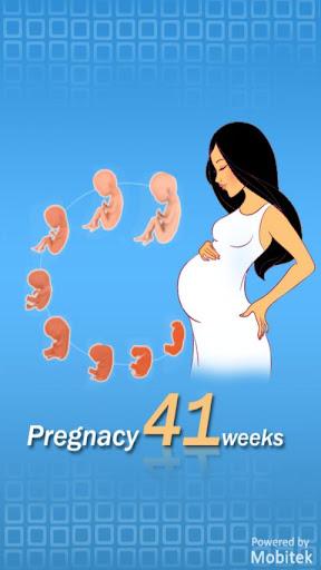 Pregnancy 41 Weeks