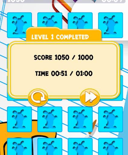 Animal Memory Games for Kids.