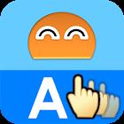 Writing Order Alphabet icon
