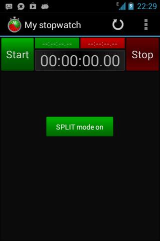 My Stopwatch +Ads