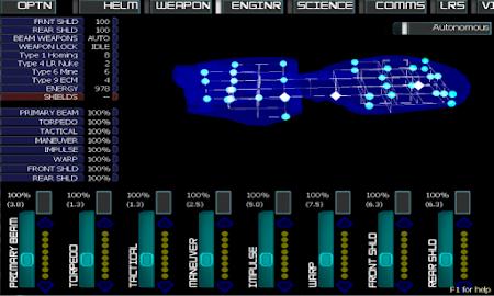 Artemis Spaceship Bridge Sim Screenshot 4