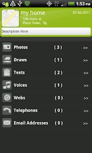 PlaceMemo Lite - screenshot thumbnail