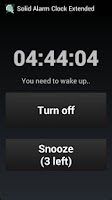 Screenshot of Solid Alarm Pro