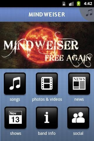 MINDWEISER - screenshot