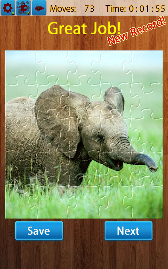 Jigsaw Puzzles - screenshot