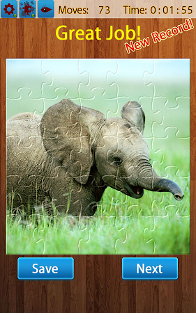 Jigsaw Puzzles 1.4.3 screenshot 212377
