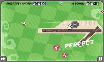 Screenshot of Flight Control