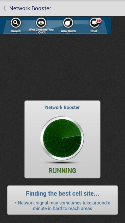 Network Speed Booster - screenshot