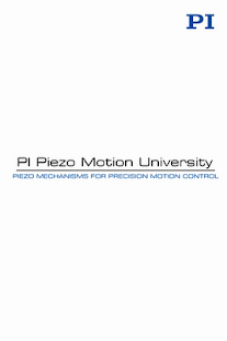 Piezo University- screenshot thumbnail