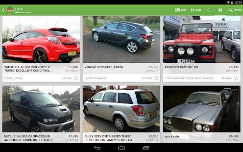 Gumtree- screenshot thumbnail
