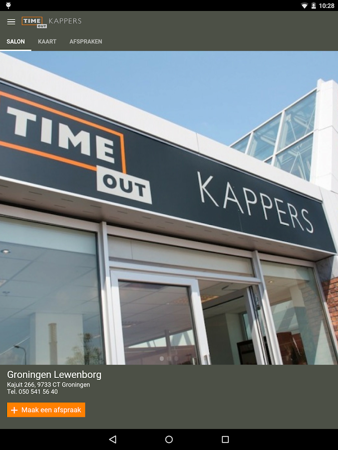 Time Out Kappers- screenshot
