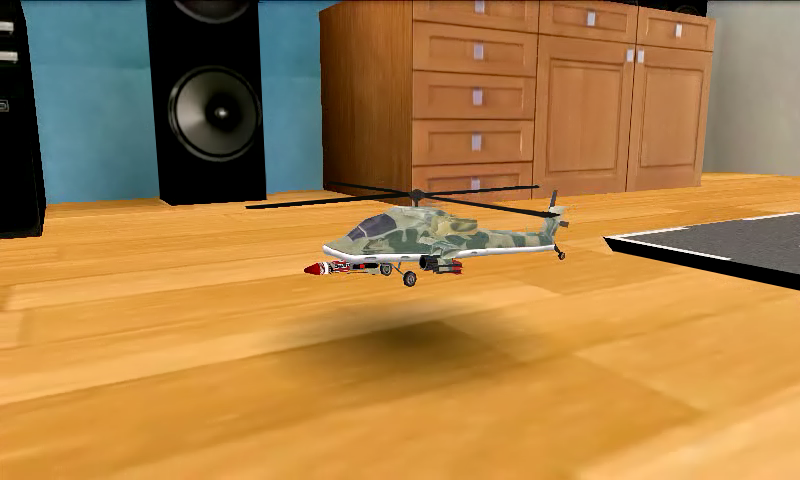 Helidroid 3D : Episode 2 - screenshot
