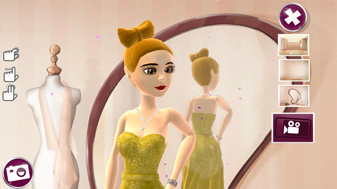 Giydirme oyunu indir android uygulamalar k z giydirme oyunu - Giysi Giydirme Oyunu Ve Makyaj Ekran G R Nt S