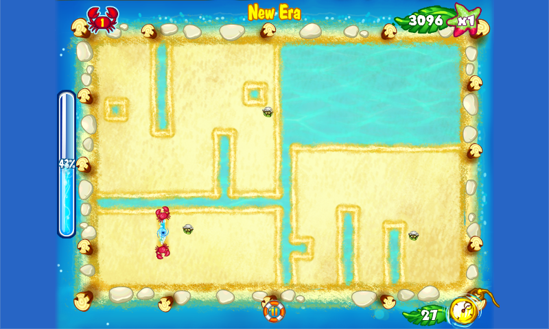 Turtleball HD- screenshot