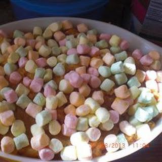 Sweet Potato Casserole V