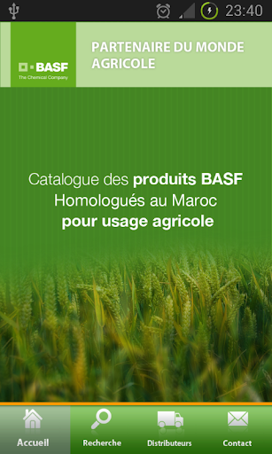 BASF Maroc