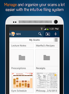 Smart Doc Scanner: Scan to PDF v3.0.0.20140202