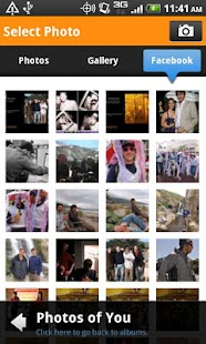 Postagram Postcards - screenshot thumbnail