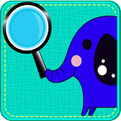 Funny Hidden Objects Game