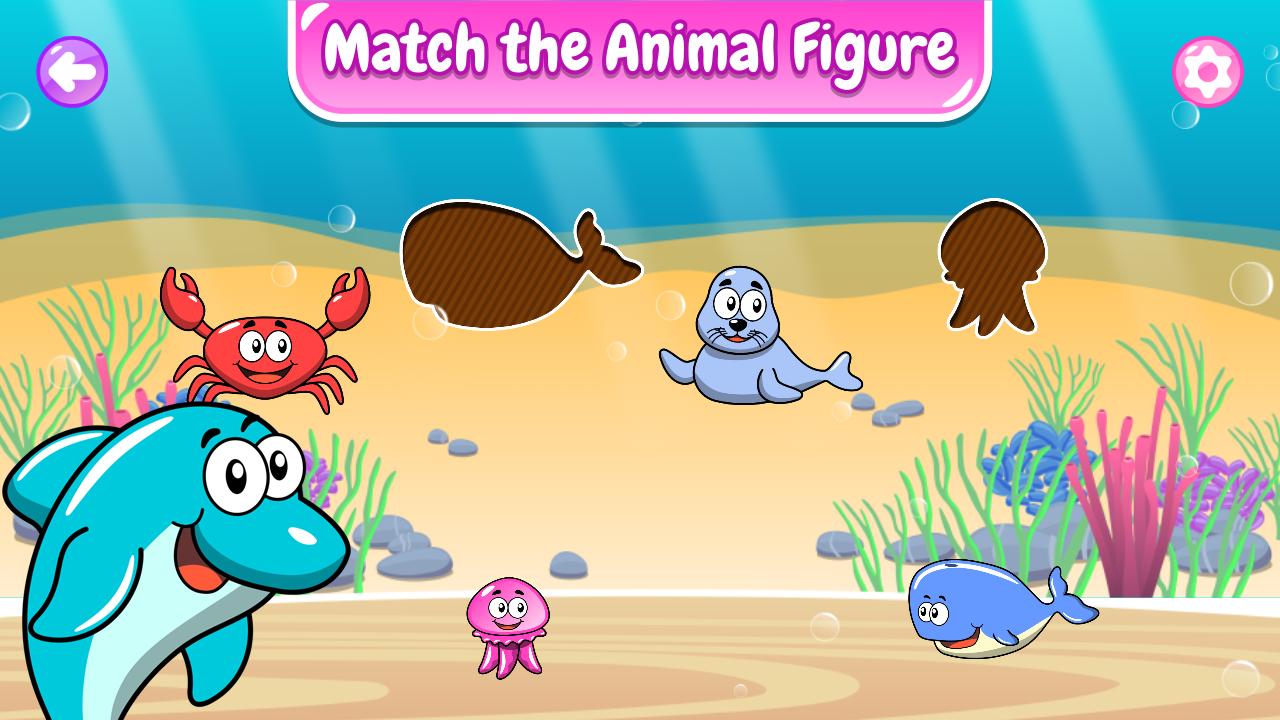 Permainan Untuk Anak Hewan Apl Android Di Google Play