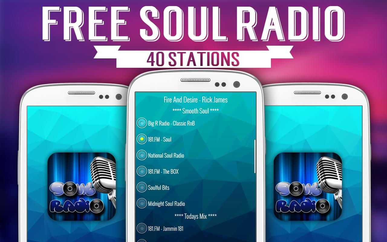 Free Soul Radio - screenshot