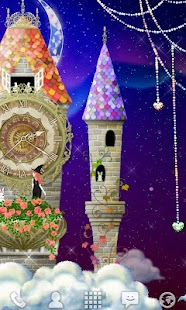 magical clock tower LWallpaper- screenshot thumbnail