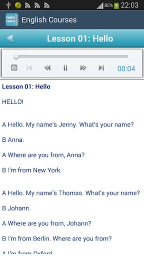 StudyEnglish Conversation FREE