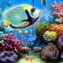 Ocean Aquarium Live Wallpaper logo