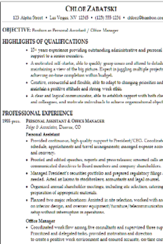 CV Examples Android Apps On Google Play  Google Resume Samples
